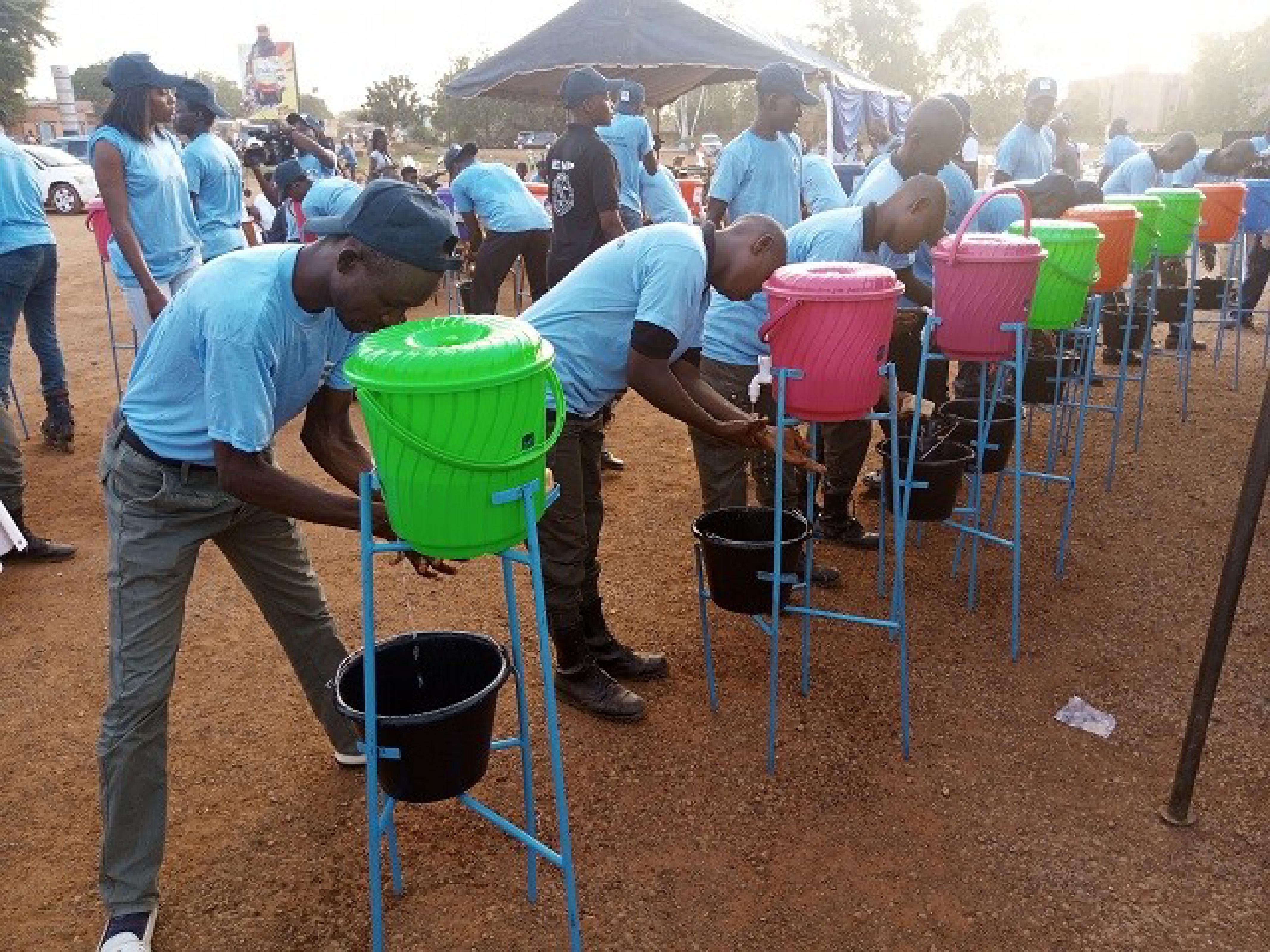 Global Handwashing Day 2020