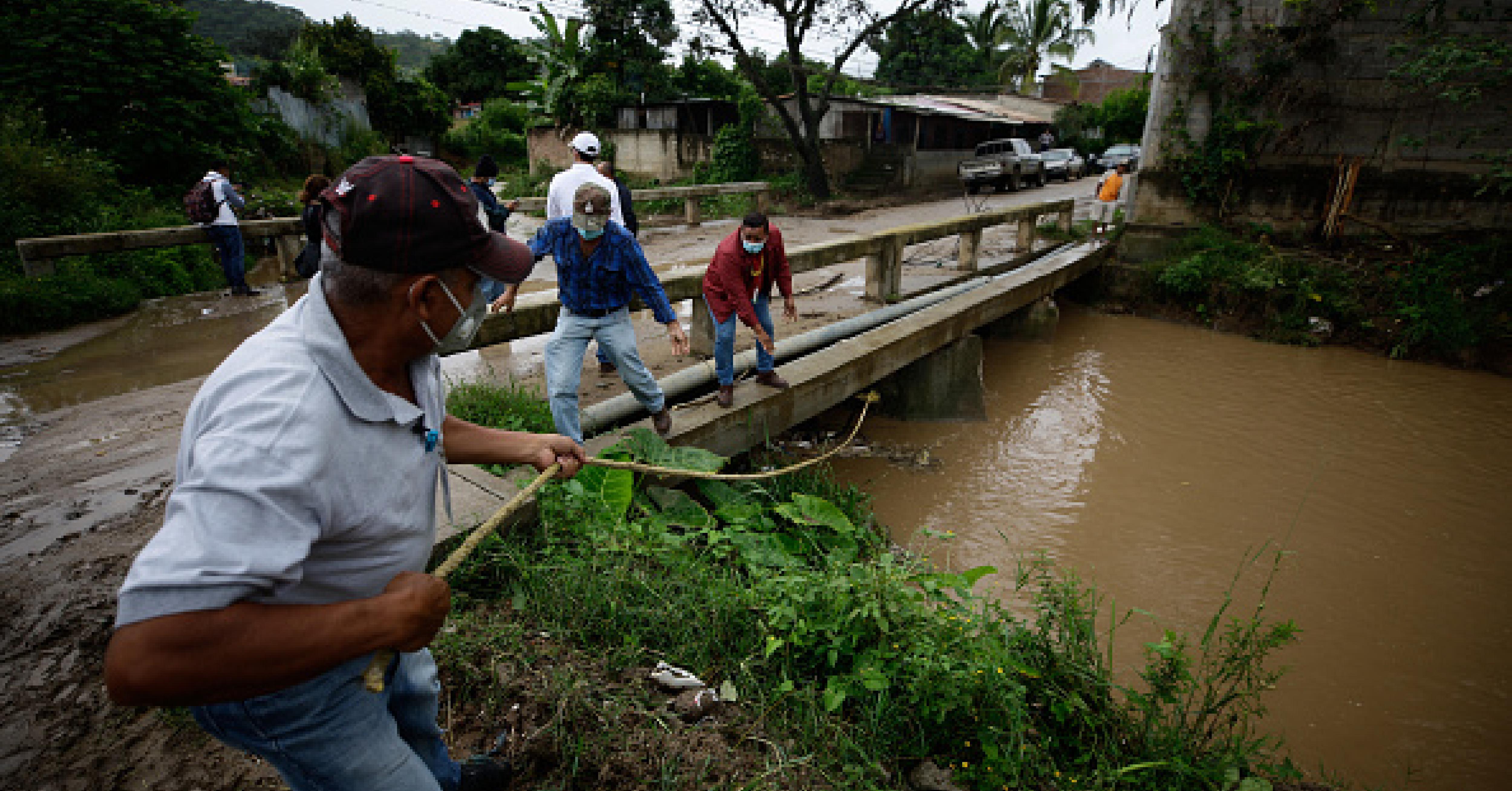 Honduras HUrricane Eta