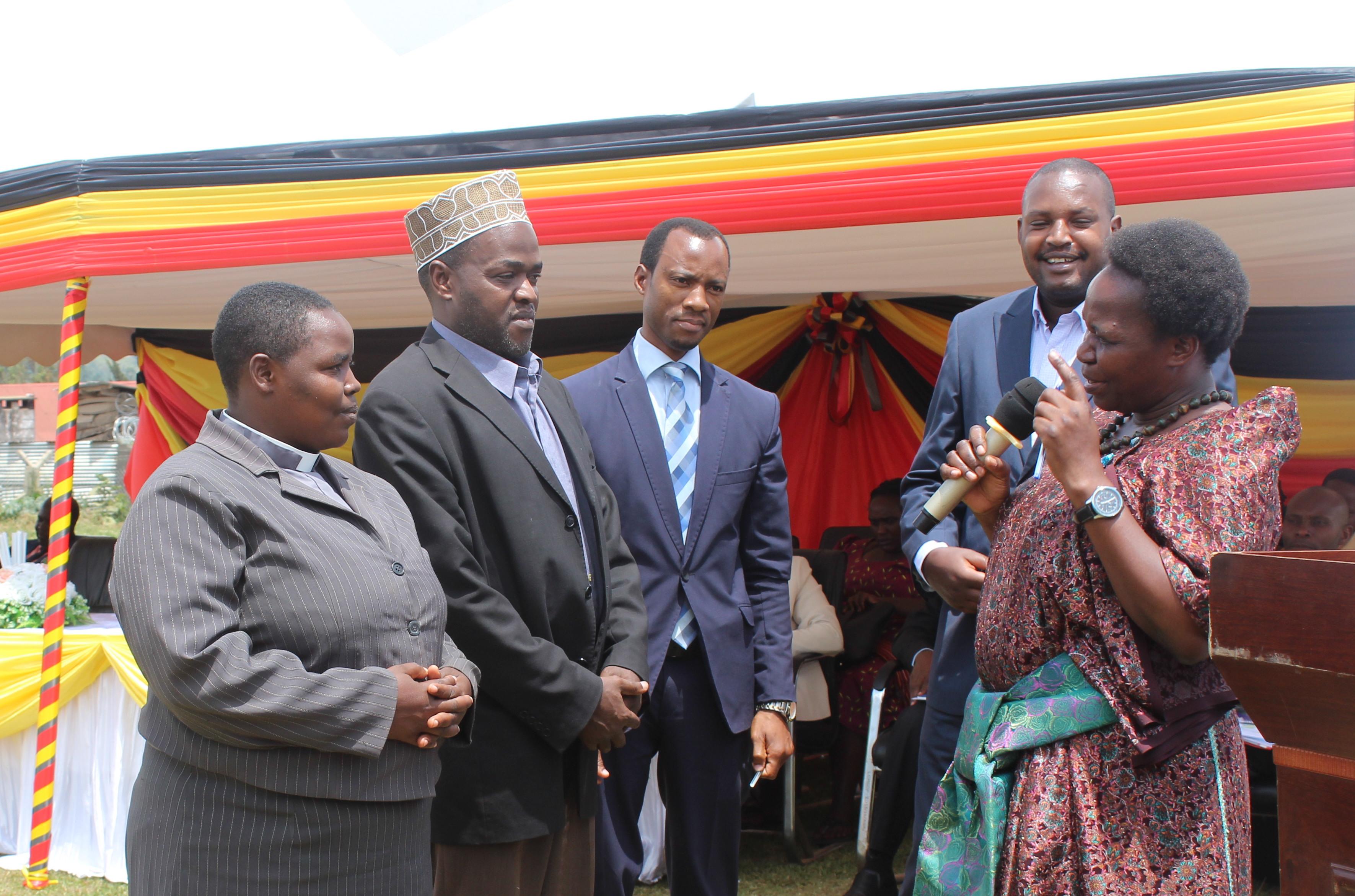 Kabarole launch