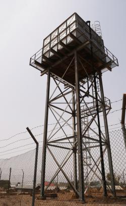 Bongo Soe water tower serves 6,000 people