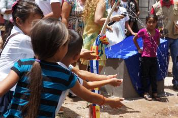 How effective is external aid to the Honduran water and sanitation sector?