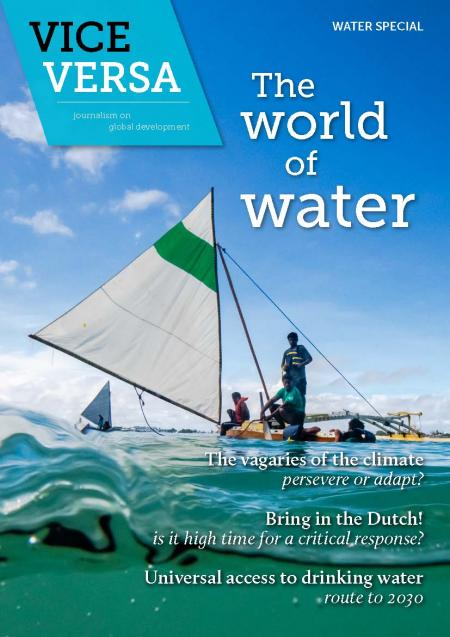 Cover of the Water Special 2018 of ViceVersa