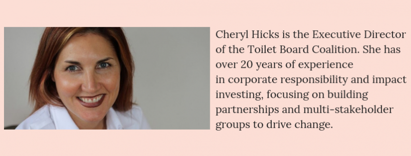 Introducing Cheryl Hicks