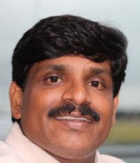 Mr. Ganapatheppa Jagadeesha, Commissioner Mysore City Corporation. Photo: IRC