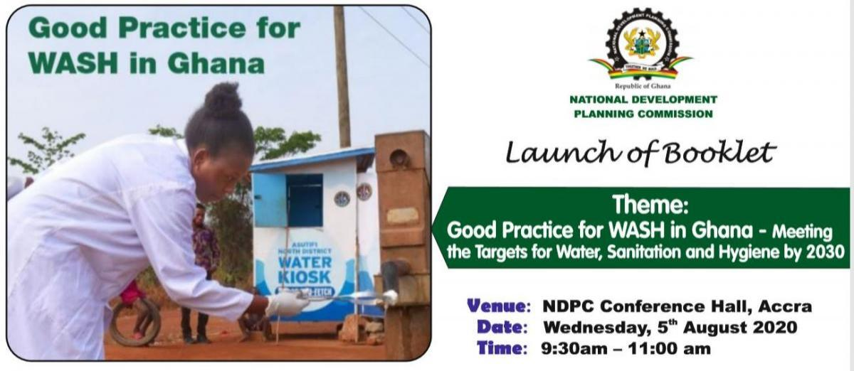 launch of NDPC booklet