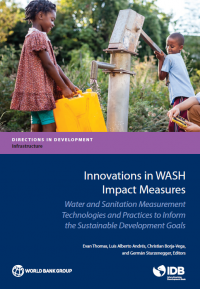 Innovations in WASH impact measures - cover