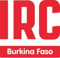IRC Burkina logo