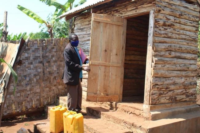 Household toilet inspection