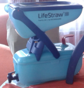 Life Straw Water Treatment