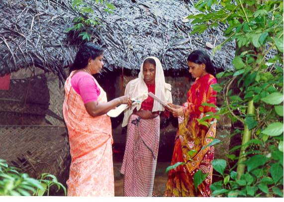 local community in India