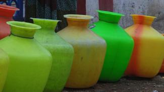 Plastic water containers India