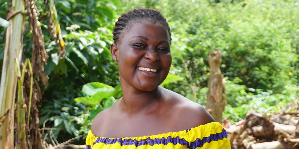Diana Antwi - Assembly member for the Asukese electoral area