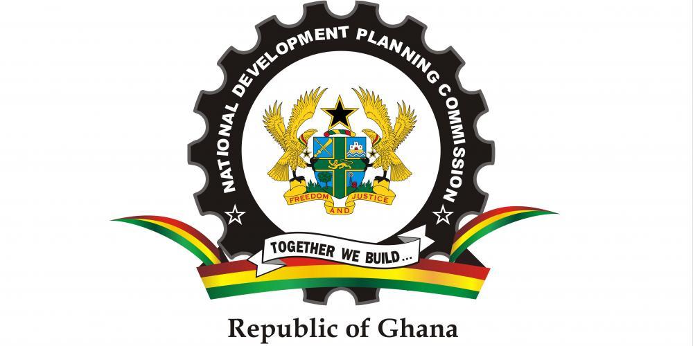 NDPC Ghana logo