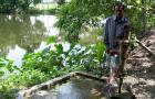 pumping water in bangladesh