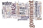 Word cloud from the 4th WASH Sustainability Forum