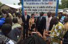 Celebrating1000 ODF communities in Benin