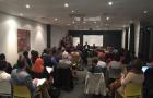 Participants at IRC WASH Debate 22 November 2017
