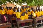 School children in Arua