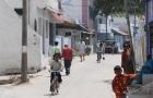 Road in Venkatapuram