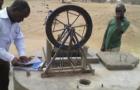 Rope pump in Ghana