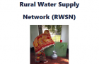 RWSN strategy document cover