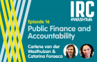 WASHTalk 16: Public Finance and Accountability