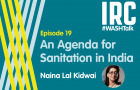 Banner WASH Talk podcast 19 - An Agenda for Sanitation
