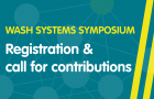 WASH Systems Symposiium: Registration and Call for Contributions