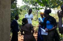 Field work DWA - Uganda