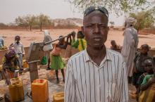 Rural water supply, Sahel region, Burkina Faso