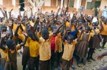 Asoloko schoolchildren
