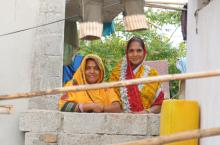Ladies in Odisha State, India