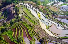 Pathways to change. Rice terraces, Yunna, China. Photo: Hoang Giang Hai (CC BY 2.0)