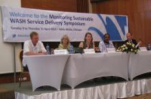 Image of the Monitoring symposium in Addis Ababa