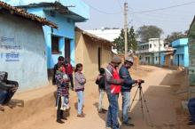 Film making project in India, facilitated by Srilekha Chakraborty - our 2020 awardee