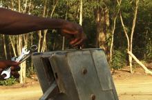 Maintenance of water pump in Ghana