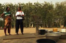 water service monitoring Ghana
