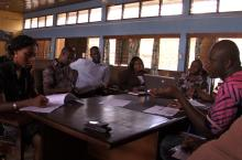WASH sector meeting in Ghana