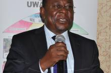 Eng. Aaron Kabirizi, Directorate of Water Development (DWD)
