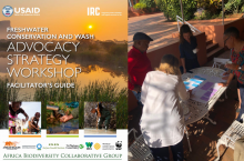 Publication Launch: FW-WASH Advocacy Strategy Facilitator's Guide