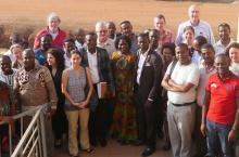 Participants at the launch of the Asutifi North master plan