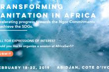 AfricaSan5 call for EOI