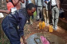 Assefash Tadesse, sanitation entrepreneur