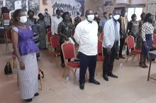 Participants of the SANIYA SO workshop