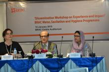 BRAC dissemination workshop January 2015