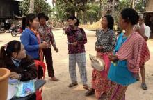 Community in Cambodia