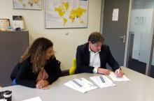 IRC CFO Rutger Verkerk co-signs cao