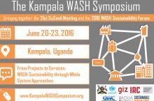 Kampala WASH Symposium