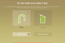 Capture Washcost calculator