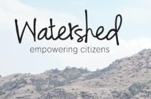 Watershed wordmark cpature